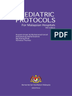 Paediatric Protocols 4th Edition (MPA Version) 2nd Print Aug 2019