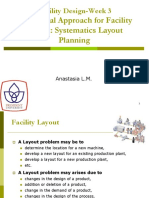Facility Layout Document