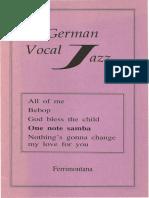 One Note Samba-SATB-ChristophSch+¦nherr.pdf