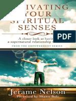 Activating your spiritual senses