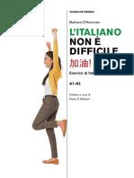 italiano a1 per cinesi