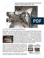 Adaptacion Caja Hidraulica AW4