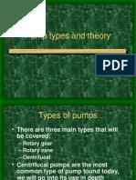 Pump theory -