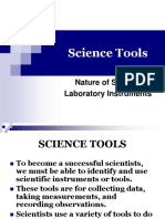 Science Tools.ppt