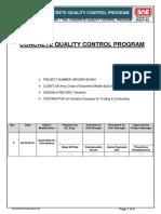 Concrete Quality Control Program Plan AYC-RSLF-CQCP-000.Doc