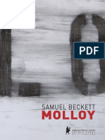 Samuel Beckett - Molloy-Editora Globo (2014)