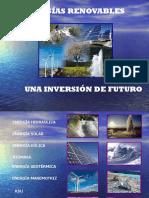 Presentacion Sobre Enrgias Renovables