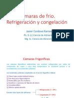 Clase 05 - Cámaras de Frio - Refrigeración y Congelación