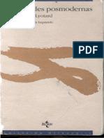 [Jean-Francois_Lyotard]_Moralidades_posmodernas(BookFi).pdf