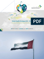 Dubai Health Strategy 2016-2021 En