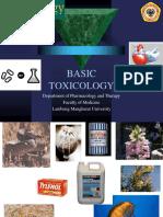 Basic Toxicology PSPD (2019)