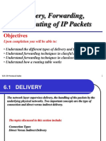 7. Chap-06 Delivery and Routing of IP Packets(1)