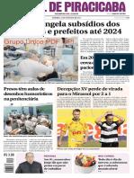 [UP!] Jornal de Piracicaba SP (22.09.19)