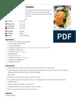 Southern Salmon Patties - Spicy Southern Kitchen