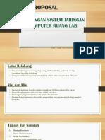 03 Proposal Spesifikasi Perangkat Jaringan