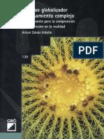 Enfoque globalizador y pensamiento complejo. Una respuesta para la comprensión e intervención en la realidad - Antoni Zabala Vidiella.pdf