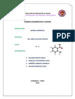 Ejercicios de Aplicacion Acido-base, Alcanos