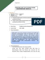 14. Modul 2 - Klasifikasi Dan Tipe Kelompok Sosial