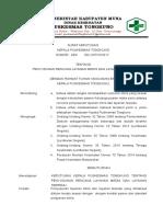 7.4.1.1.a Sk Penyusunan Rencana Layanan Medis Dan Terpadu