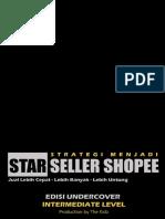 Full Preview Buku Strategi Menjadi Star Seller Shopee Edisi 3