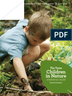 Texas Partnership for Children in Nature - Executive Summary