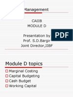 207342611 CAIIB Financial Management