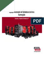 Introducción Power Wave  ACDC 1000SD