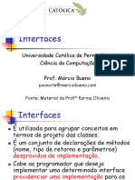 POO 13 Interfaces