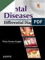 Dental Diseases Differential Diagnosis 1E.pdf