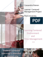 learner centered powerpoint