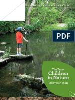 Texas Partnership for Children in Nature - Strategic Plan
