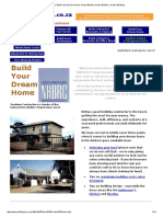 House building tips