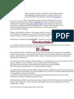 Las Glaciaciones
