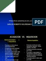 Principios D. Penal Colombiano