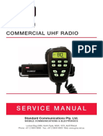 TX3800 Service Manual