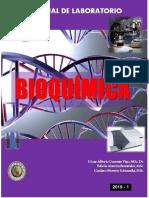 Manual de Bioquímica 2019-1