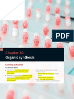 Chem - Organic Synthesis