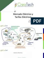 tarifas electricas y mercado electrico