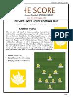 Score Issue 015