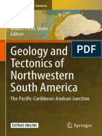 Geology and Tectonics of Northwestern South America Cediel 2019