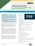 ISBN Safe Work Method Statements 2018 11