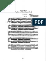 Passi orchestrali clarinetto Trieste