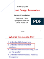 physical design automation