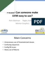 UVM easy