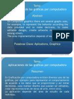 Aplicaciones Graf Comp
