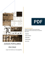 Juegos Tradicionales y Populares en Chile