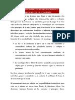 Texto Consideraciones Ética en Diagnóstico Prenatal