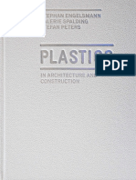 (Excerpt) PLASTICS – in Architecture and Construction (Birkhäuser 2010)