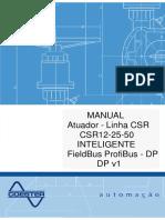 Mn_043 - Manual Inteligente CSR12!25!50 Profibus DP SM
