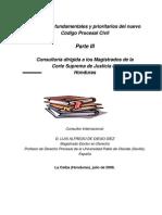 Recurso de Casación y de Queja Codigo Procesal Cilvil de Honduras
